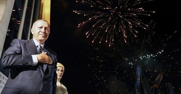 Cumhurbaşkanı Erdoğan'ın zafer sonrası ilk 100 günü .