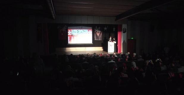 '15 Temmuz Demokrasi Zaferi ve Şehitleri Anma' programı düzenlendi