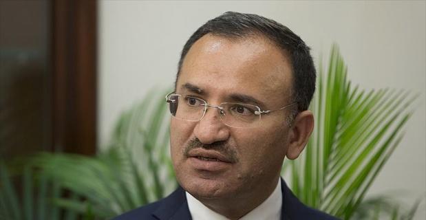 Adalet Bakanı Bozdağ: Adil Öksüz MİT ajanı falan değil