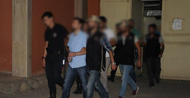 Alanya'da öğretmenin de bulunduğu 6 kişi gözaltına alındı