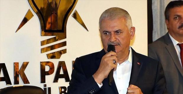 Başbakan Yıldırım: 15 Temmuz dostla düşmanın ortaya çıktığı gecedir