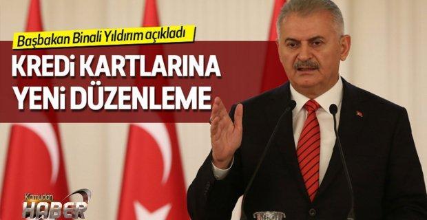 Başbakan Yıldırım'dan flaş taksit açıklaması