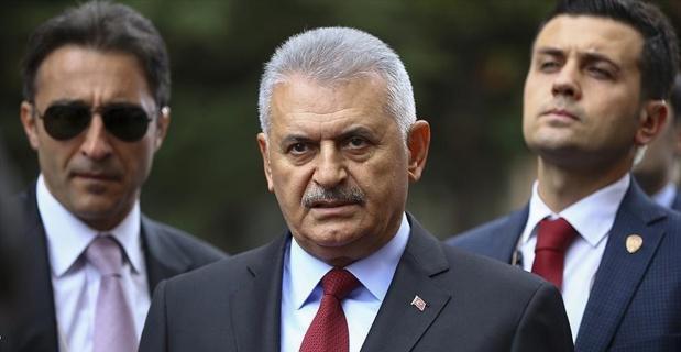 Başbakan Yıldırım'dan 'imzasız ihbar' açıklaması