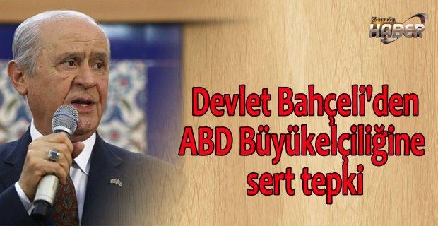 """Devlet Bahçeli, """"Türkiye ABD'nin 53. eyaleti değildir"""" dedi"""