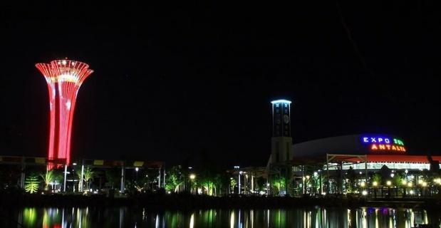 EXPO 2016 Antalya'da ziyaretçi sayısı 3 milyonu aştı