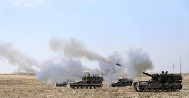 Irak'ta PKK'ya ait cephanelik imha edildi
