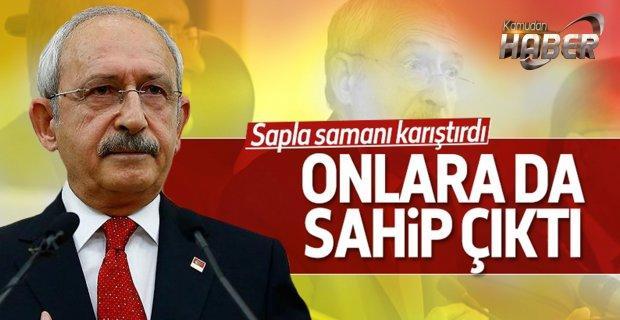 Kılıçdaroğlu yine yanıltmadı! Onlarada Sahip çıktı.