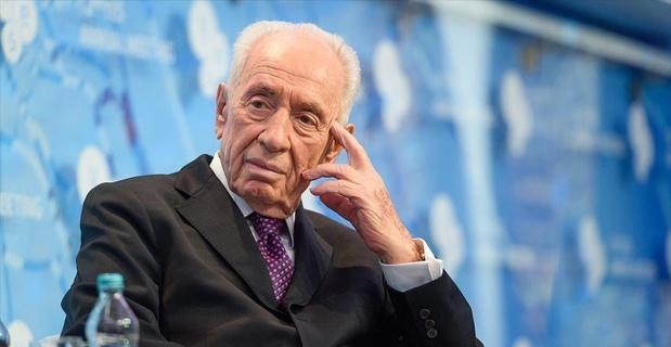 Peres'in suç karnesi kabarık
