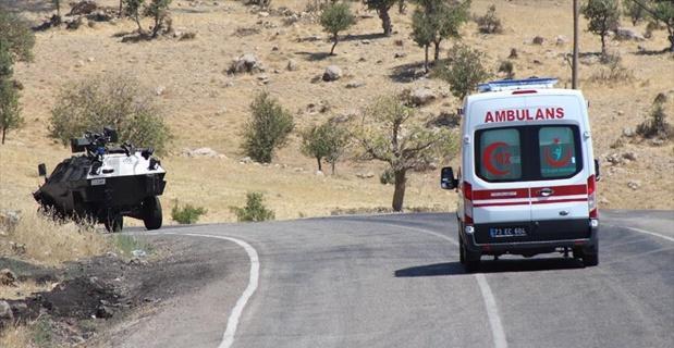 Şırnak'ta patlama: 1 korucu şehit, 2 asker yaralı