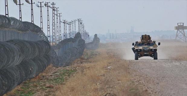 Suriye sınırında EYP infilak etti: 2 şehit