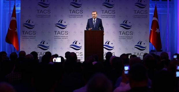 'Türk milleti silahla güç devşirmeye çalışanlara büyük bir ders verdi'