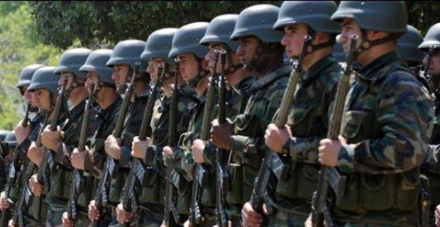 158'i subay, 233 asker ordudan ihraç edildi