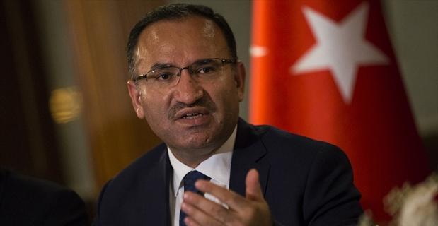 Adalet Bakanı Bozdağ: Gülen'in geçici tutuklanması için çok net deliller sunduk