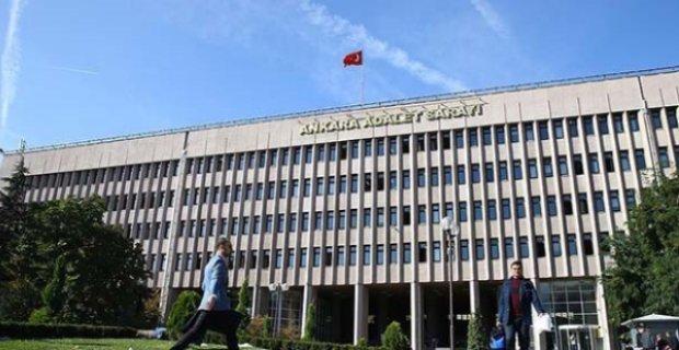 Ankara'da 14 hakim ve savcı Bylock'tan tutuklandı