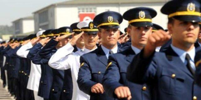 Astsubaylar için subaylık yolu açıldı