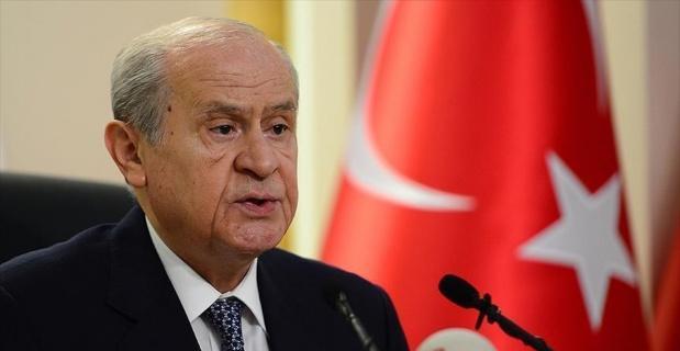 Bahçeli'den 'başkanlık tartışmaları' eleştirisi