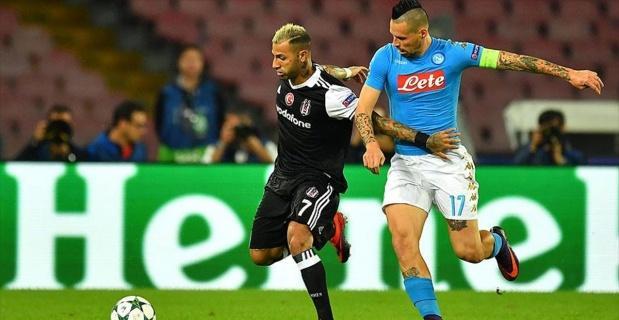 Beşiktaş-Napoli maçı biletleri satışa çıkıyor