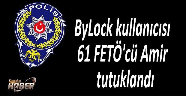 'ByLock' kullanan 61 polis tutuklandı