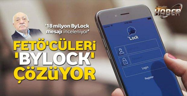 'ByLock'taki 18 milyon mesaj inceleniyor