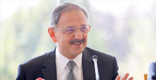 Çevre ve Şehircilik Bakanı Özhaseki: 15 milyar liralık taşınmaz devlete geçti