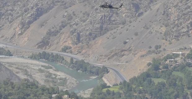 Çukurca'da askeri üs bölgesine saldırı: 1 şehit