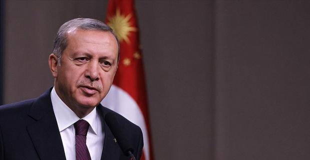 Cumhurbaşkanı Erdoğan şehit ailelerine telgraf gönderdi