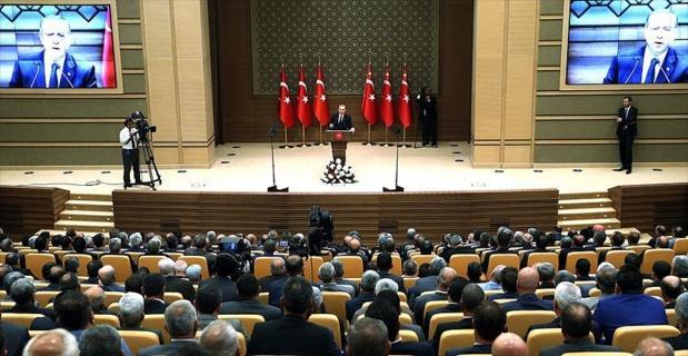 Erdoğan Doğu ve Güneydoğu Anadolu'nun kanaat önderleri ile buluşacak