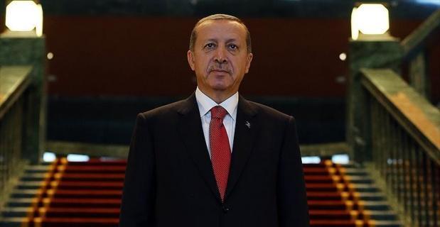 Erdoğan, İstanbul'un kurtuluş yıl dönümünü kutladı