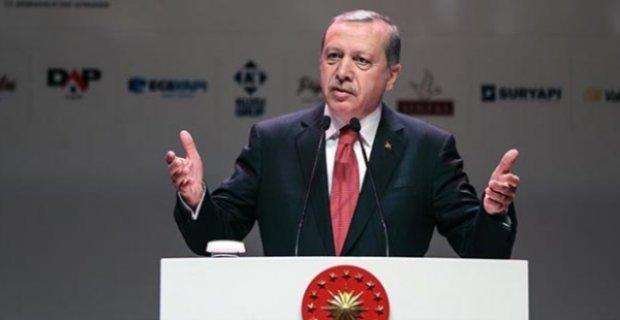 Erdoğan: Tanısan ne olur, tanımasan ne olur?