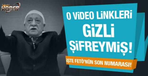 Gülen'in video linkleri gizli dosya şifresiymiş!