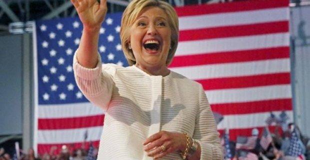 Himmet paraları 'Hillary Clinton'a gitti