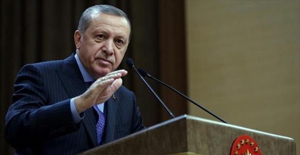Cumhurbaşkanı Erdoğan: Mücadeleyi nerede yürütmemiz gerekiyorsa orada olacağız