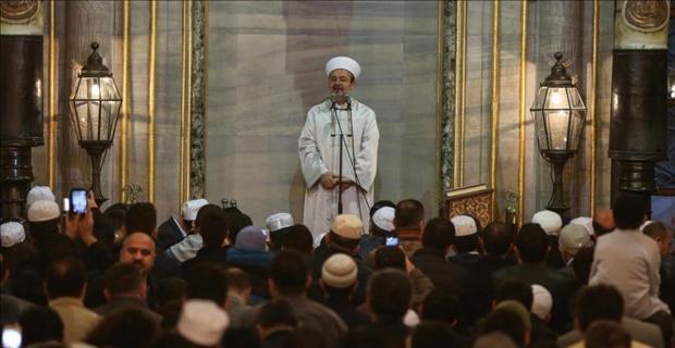 Diyanet İşleri Başkanı Görmez: İslam dinini biz hocalar zorlaştırıyoruz