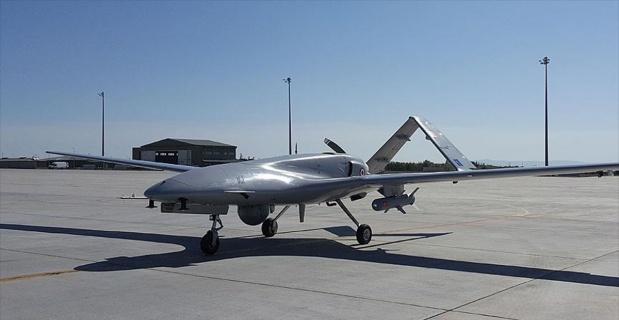 Irak'ın kuzeyinde silahlı insansız hava aracı tarafından 4 terörist etkisiz hale getirildi