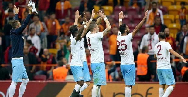 Trabzonspor'da gözler Türkiye Kupası'na çevrildi