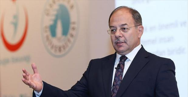 Sağlık Bakanı Akdağ'ın zayıflama reçetesi