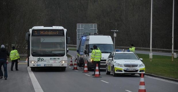 Schengen sınır kontrollerinde süre yine uzatıldı