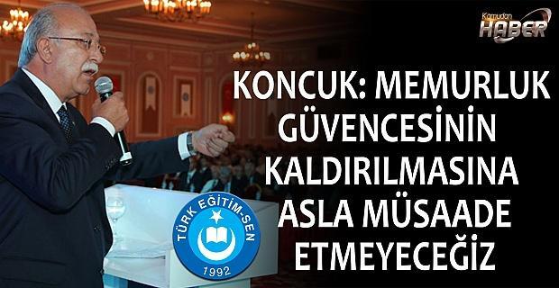 Türk Eğitim Sen Başkanlar Kurulu ANTALYA'da  Toplandı