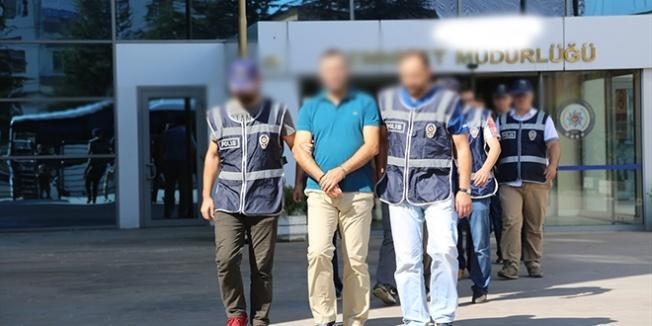 8 ilde 'ByLock' kullanan 18 öğretmen ve emniyet mensubu tutuklandı