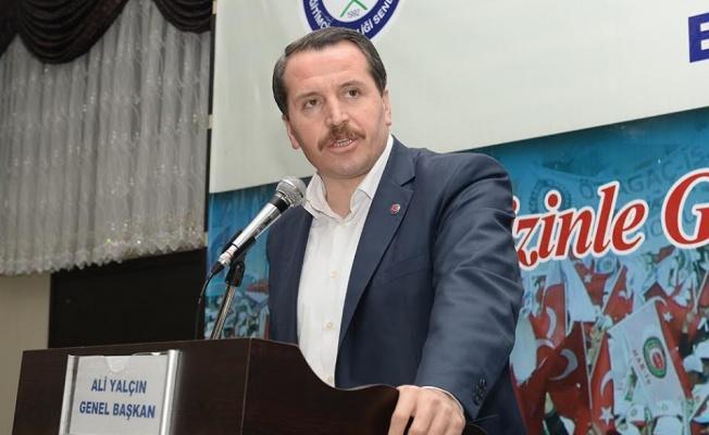Adaletli bir dünyanın anahtarı Türkiye