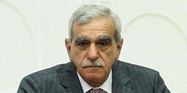 Ahmet Türk gözaltına alındı