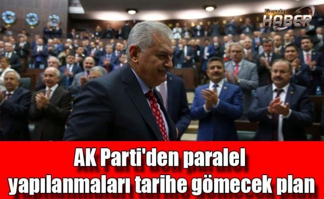 AK Parti'den paralel yapılanmaları tarihe gömecek plan