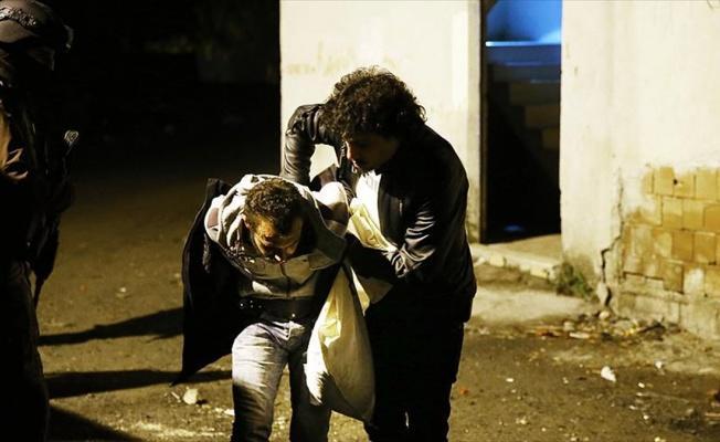 Atatürk Havalimanında şüpheli şahıslara müdahale