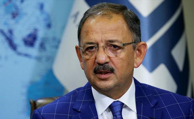Bakan Özhaseki'den 'tasarruflu ısınma' tavsiyesi