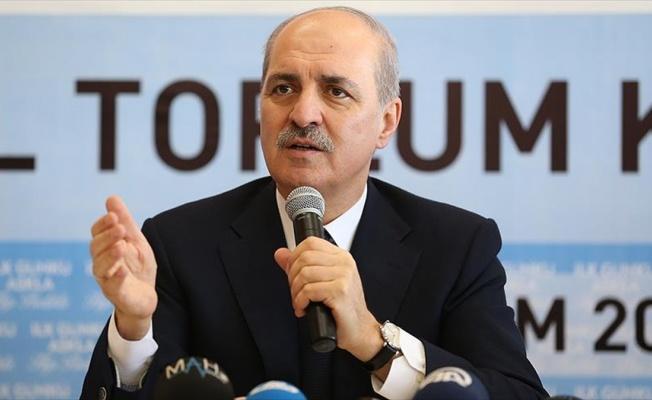 Başbakan Yardımcısı Kurtulmuş: Türkiye bütün terör örgütlerinden temizlenecek