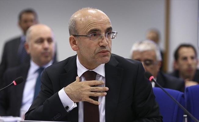 Başbakan Yardımcısı Şimşek'ten BES açıklaması