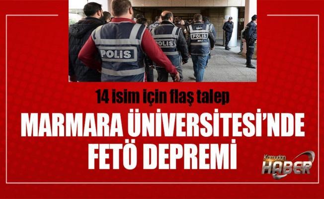 ByLock'çu 14 akademisyene tutuklama talebi