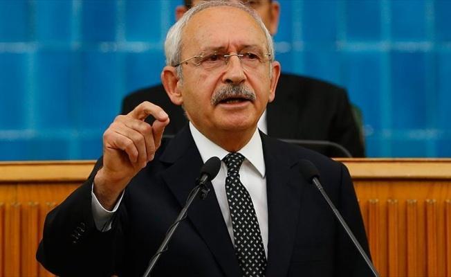 CHP Genel Başkanı Kılıçdaroğlu: Başkanlık bir rejim tartışmasıdır