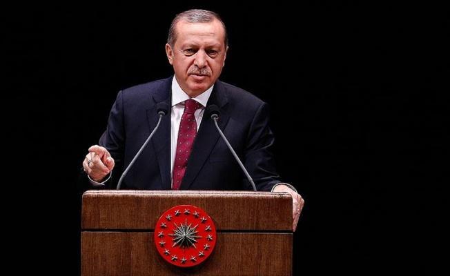 Cumhurbaşkanı Erdoğan: Bu dünyada bunu kimse yutmaz