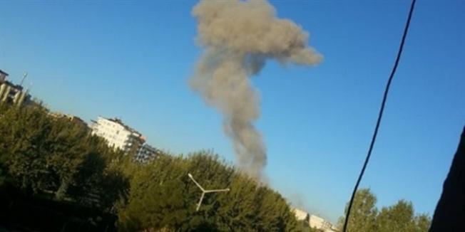 Diyarbakır'ın Bağlar ilçesinde patlama: 1 ölü, 30 yaralı